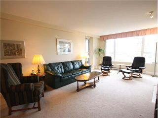 "Photo 3: 1202 5615 HAMPTON Place in Vancouver: University VW Condo for sale in ""THE BALMORAL"" (Vancouver West)  : MLS®# V979021"