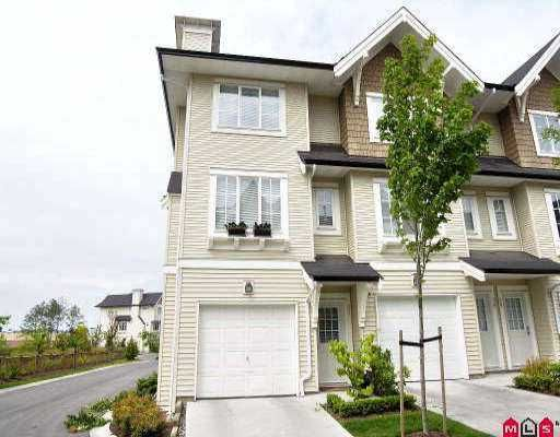 """Main Photo: 37 20560 66TH AV in Langley: Willoughby Heights Townhouse for sale in """"AMBERLEIGH"""" : MLS®# F2516772"""