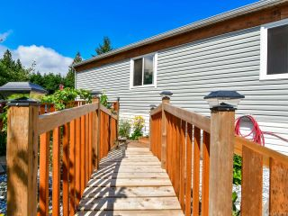 Photo 26: 50 1160 Shellbourne Blvd in CAMPBELL RIVER: CR Campbell River Central Manufactured Home for sale (Campbell River)  : MLS®# 829183