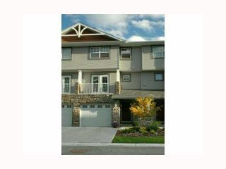 Photo 1: 313 INGLEWOOD Grove SE in CALGARY: Inglewood Townhouse for sale (Calgary)  : MLS®# C3504585
