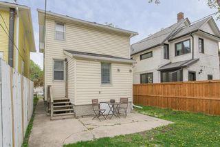 Photo 37: 206 Braemar Avenue in Winnipeg: Norwood Residential for sale (2B)  : MLS®# 202112393