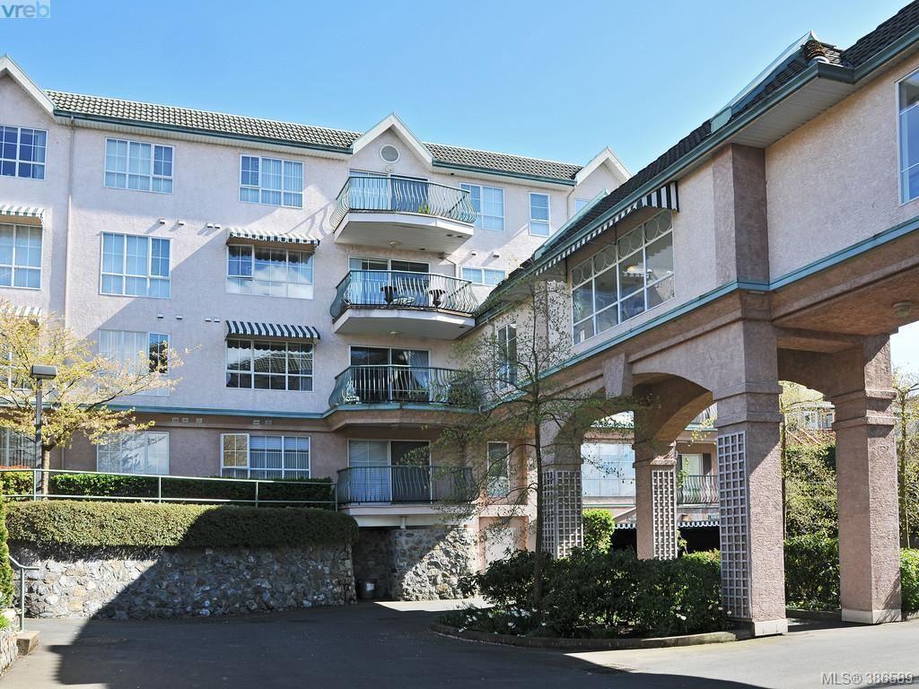 Main Photo: 306 3133 Tillicum Rd in VICTORIA: SW Tillicum Condo for sale (Saanich West)  : MLS®# 777005