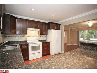 """Photo 6: 4370 204TH Street in Langley: Brookswood Langley House for sale in """"Brookswood"""" : MLS®# F1206281"""
