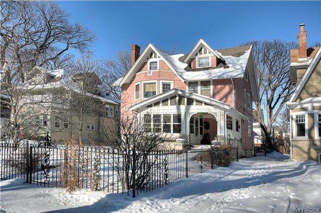 Main Photo: 207 Harvard Avenue in Winnipeg: Crescentwood Residential for sale (1C)  : MLS®# 1802539