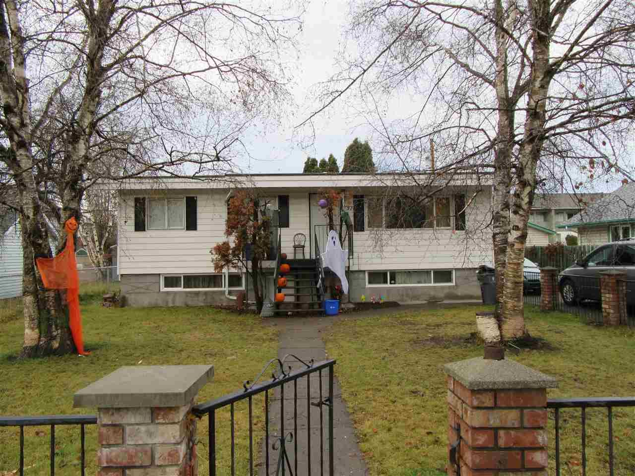 Main Photo: 1737 REDWOOD Street in Prince George: Van Bow House for sale (PG City Central (Zone 72))  : MLS®# R2417839