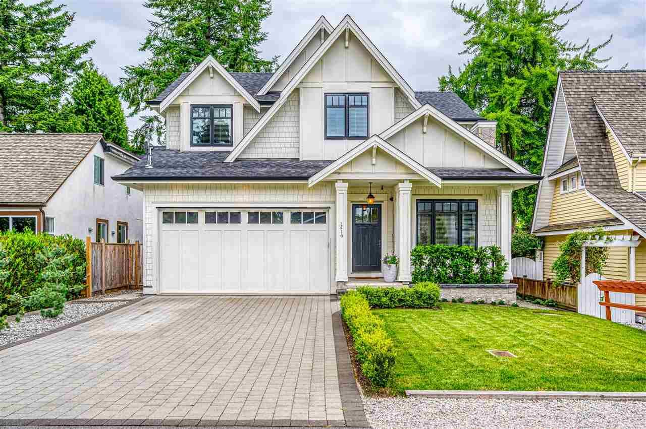 Main Photo: 1416 129A STREET in Surrey: Crescent Bch Ocean Pk. House for sale (South Surrey White Rock)  : MLS®# R2590034
