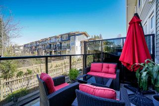 Photo 16: 83 24108 104 AVENUE in Maple Ridge: Albion Townhouse for sale : MLS®# R2565620