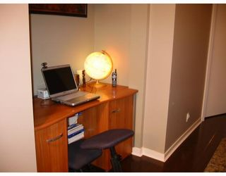 """Photo 6: 501 833 AGNES Street in New_Westminster: Downtown NW Condo for sale in """"NEWS"""" (New Westminster)  : MLS®# V662444"""