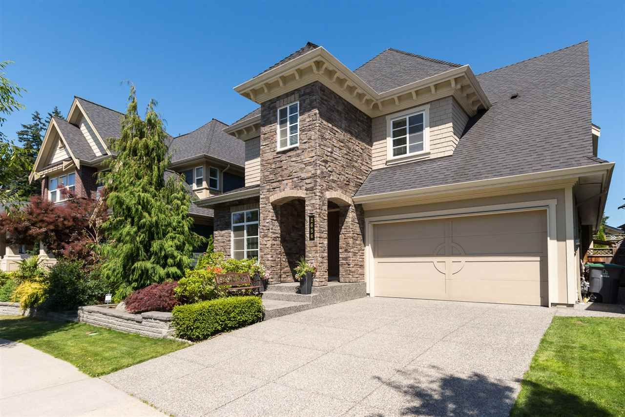 """Main Photo: 2656 162 Street in Surrey: Grandview Surrey House for sale in """"MORGAN HEIGHTS"""" (South Surrey White Rock)  : MLS®# R2187205"""