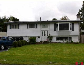 Photo 1: 2062 BEAVER Street in Abbotsford: Abbotsford West House for sale : MLS®# F2711715