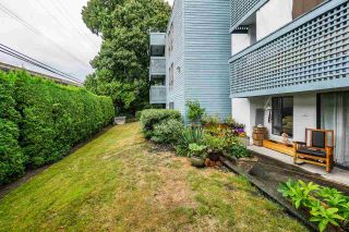 """Photo 23: 101 601 NORTH Road in Coquitlam: Coquitlam West Condo for sale in """"WOLVERTON"""" : MLS®# R2498798"""