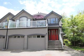 """Photo 1: 14 4740 221 Street in Langley: Murrayville Townhouse for sale in """"Eaglecrest"""" : MLS®# R2273734"""
