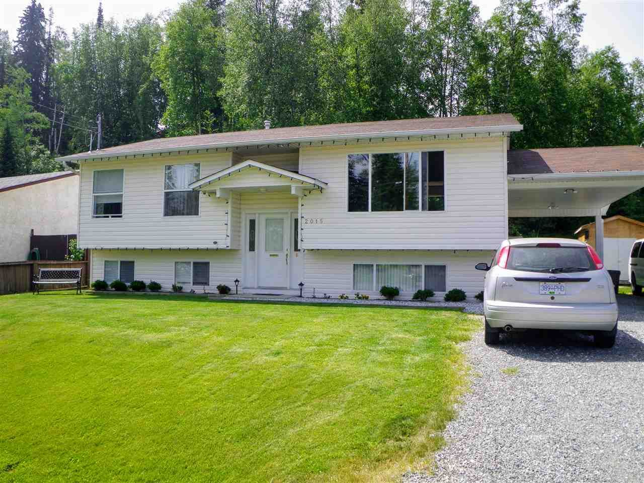 Main Photo: 2015 CROFT Road in Prince George: Ingala House for sale (PG City North (Zone 73))  : MLS®# R2335975