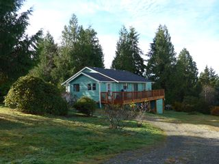Photo 1: 468 Pachena Road in Bamfield: House for sale : MLS®# 463384