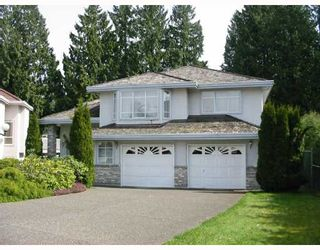 """Photo 2: 1408 BRISBANE Avenue in Coquitlam: Harbour Chines House for sale in """"HARBOUR CHINES"""" : MLS®# V761265"""
