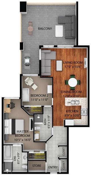 "Photo 40: 202 2484 WILSON Avenue in Port Coquitlam: Central Pt Coquitlam Condo for sale in ""Verde"" : MLS®# R2546158"