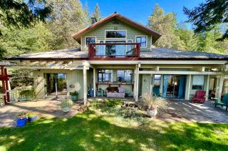 Photo 1: 256 EAST POINT Road: Saturna Island House for sale (Islands-Van. & Gulf)  : MLS®# R2559567