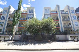 Photo 1: 402 10147 112 Street in Edmonton: Zone 12 Condo for sale : MLS®# E4249348