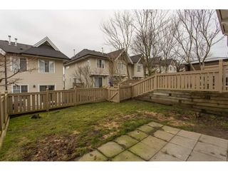 """Photo 18: 40 20560 66 Avenue in Langley: Willoughby Heights Townhouse for sale in """"AMBERLEIGH II"""" : MLS®# R2134449"""