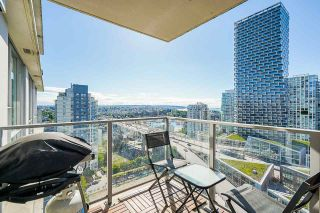 """Photo 23: 2306 550 PACIFIC Street in Vancouver: Yaletown Condo for sale in """"AQUA AT THE PARK"""" (Vancouver West)  : MLS®# R2580725"""