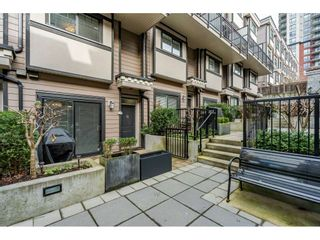 """Photo 33: 12 838 ROYAL Avenue in New Westminster: Downtown NW Townhouse for sale in """"The Brickstone 2"""" : MLS®# R2600848"""