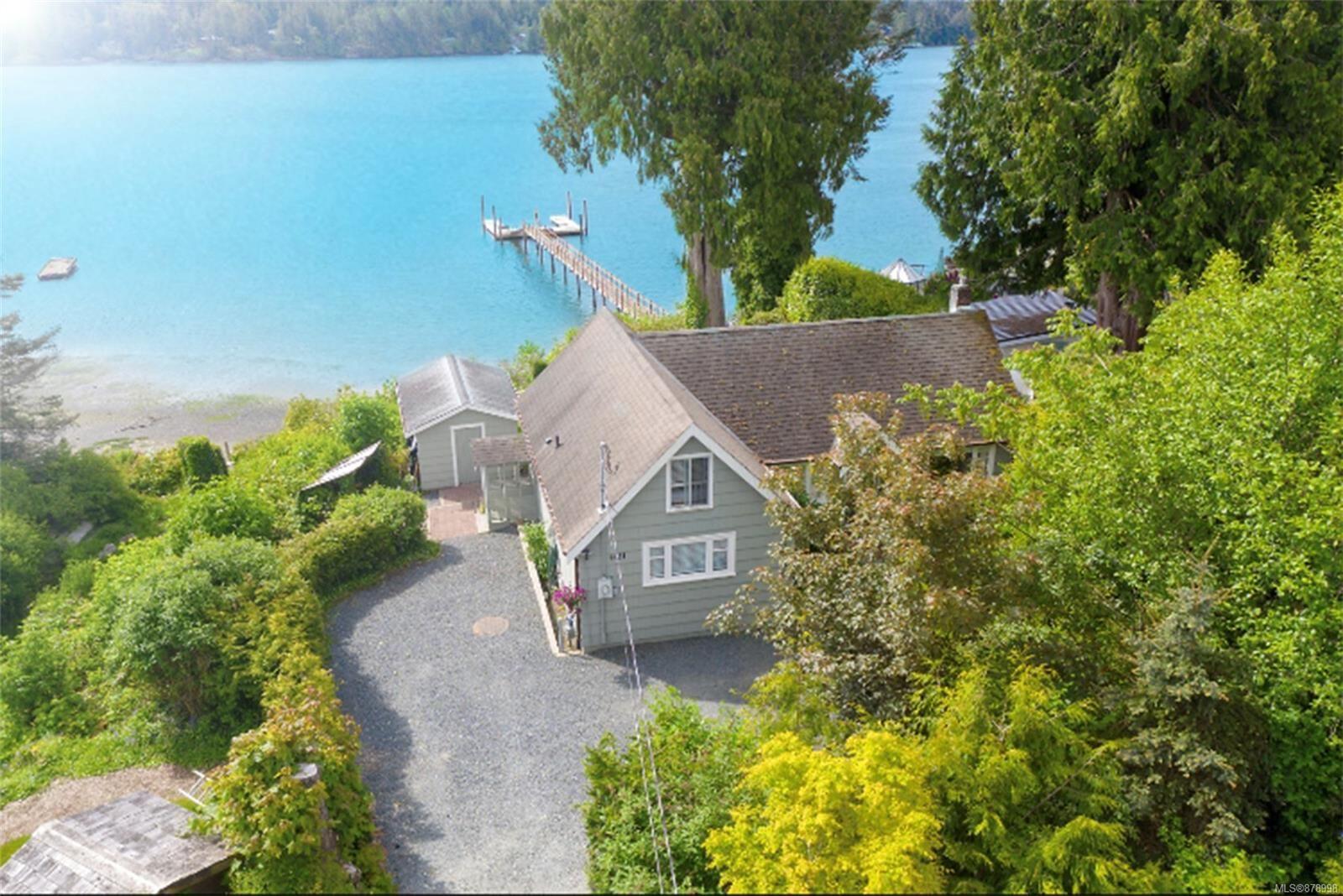 Main Photo: 6431 Sooke Rd in : Sk Sooke Vill Core House for sale (Sooke)  : MLS®# 878998