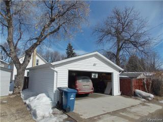 Photo 18: 118 Jefferson Avenue in Winnipeg: Scotia Heights Residential for sale (4D)  : MLS®# 1806569