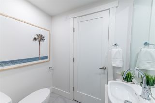 """Photo 28: 1725 COTTON Drive in Vancouver: Grandview Woodland 1/2 Duplex for sale in """"Commercial Drive"""" (Vancouver East)  : MLS®# R2549179"""