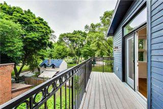 Photo 8: 3 10 Sylvan Avenue in Toronto: Dufferin Grove House (3-Storey) for lease (Toronto C01)  : MLS®# C4178559