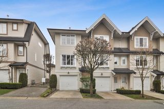 "Photo 1: 78 20560 66 Avenue in Langley: Willoughby Heights Townhouse for sale in ""Amberleigh 2"" : MLS®# R2540091"