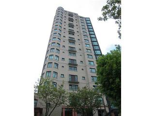 """Photo 1: 1102 2088 BARCLAY Street in Vancouver: West End VW Condo for sale in """"PRESIDIO"""" (Vancouver West)  : MLS®# V913287"""