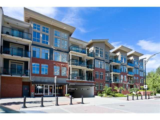 """Main Photo: 312 101 MORRISSEY Road in Port Moody: Port Moody Centre Condo for sale in """"LIBRA 'B' IN SUTERBROOK"""" : MLS®# V1039935"""