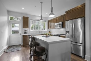 """Photo 2: 57 12161 237 Street in Maple Ridge: East Central Townhouse for sale in """"Village Green"""" : MLS®# R2454363"""