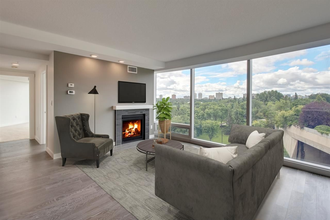 Main Photo: 707 9720 106 Street in Edmonton: Zone 12 Condo for sale : MLS®# E4222079