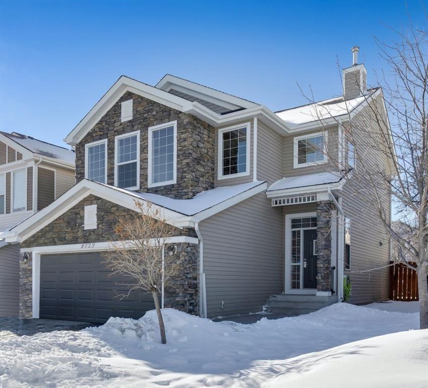 Main Photo: 8029 Cougar Ridge Avenue SW in Calgary: Cougar Ridge Detached for sale : MLS®# A1071162