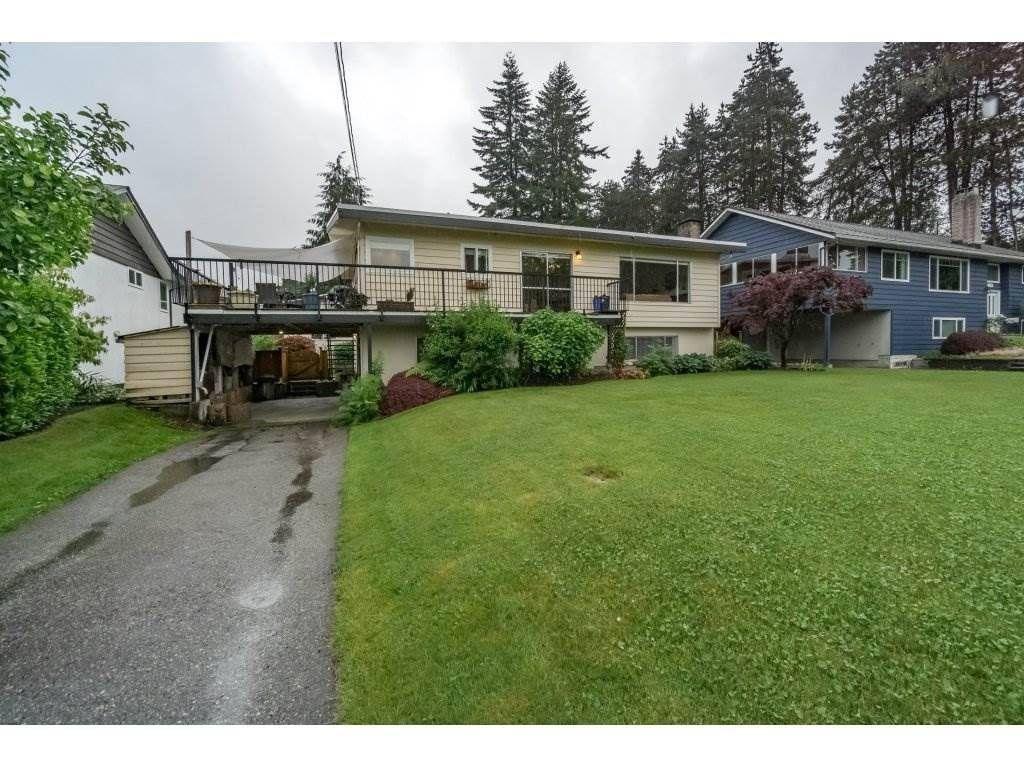 Main Photo: 804 REGAN Avenue in Coquitlam: Coquitlam West House for sale : MLS®# R2177026