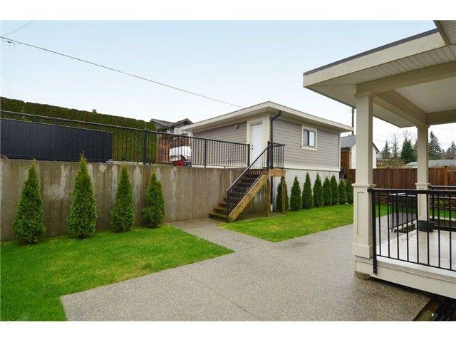 Photo 16: Photos: 7040 MALIBU DR in Burnaby: Westridge BN House for sale (Burnaby North)  : MLS®# V1104735