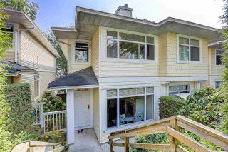 """Photo 1: 6 3586 RAINIER Place in Vancouver: Champlain Heights Townhouse for sale in """"THE SIERRA"""" (Vancouver East)  : MLS®# R2222602"""