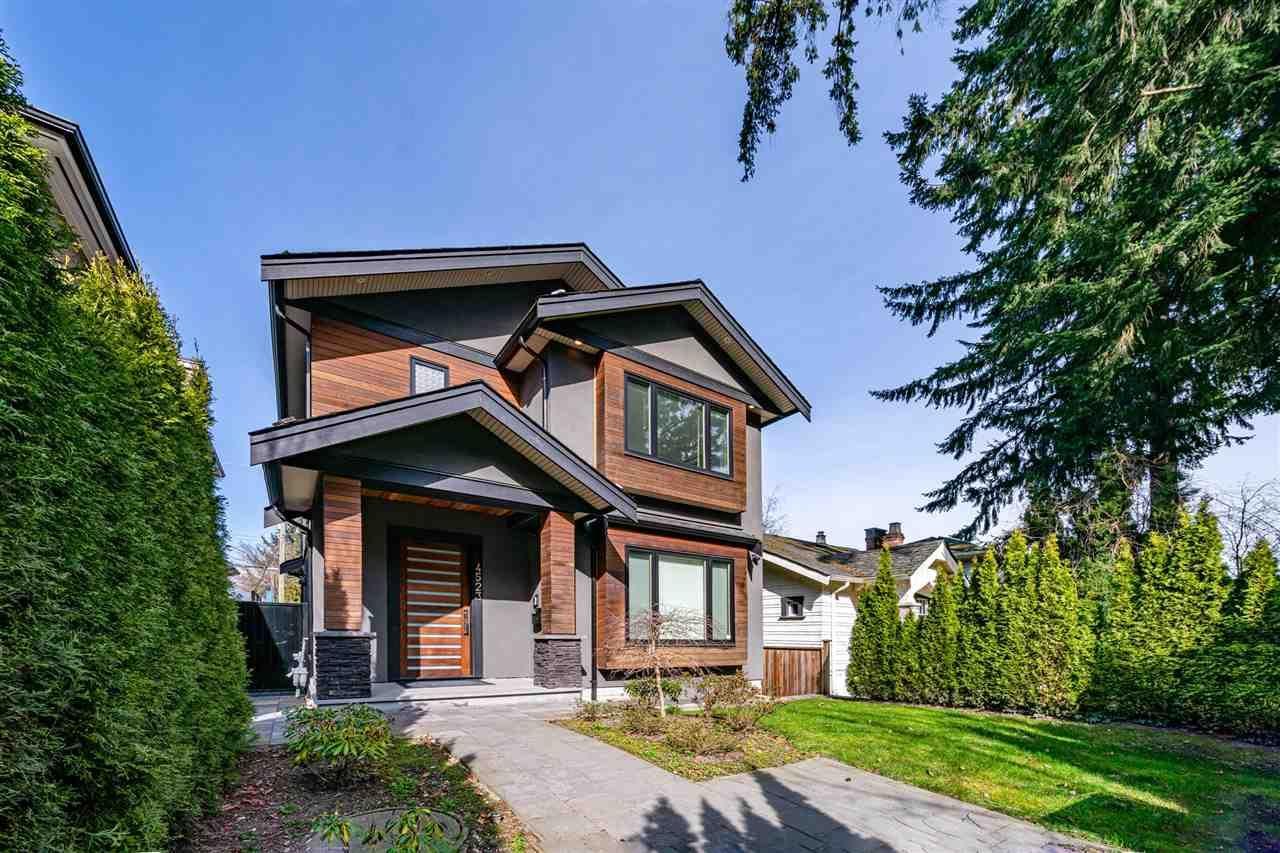 Main Photo: 4523 W 16TH Avenue in Vancouver: Point Grey House for sale (Vancouver West)  : MLS®# R2554790