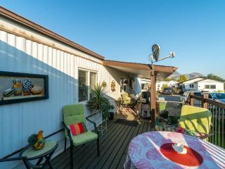Photo 20: 68 1655 ORD ROAD in Kamloops: Brocklehurst Manufactured Home/Prefab for sale : MLS®# 159093