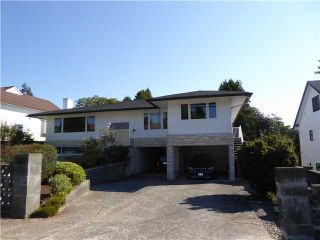 Photo 1: 7312 SUSSEX Avenue in Burnaby: Metrotown House for sale (Burnaby South)  : MLS®# V1085848