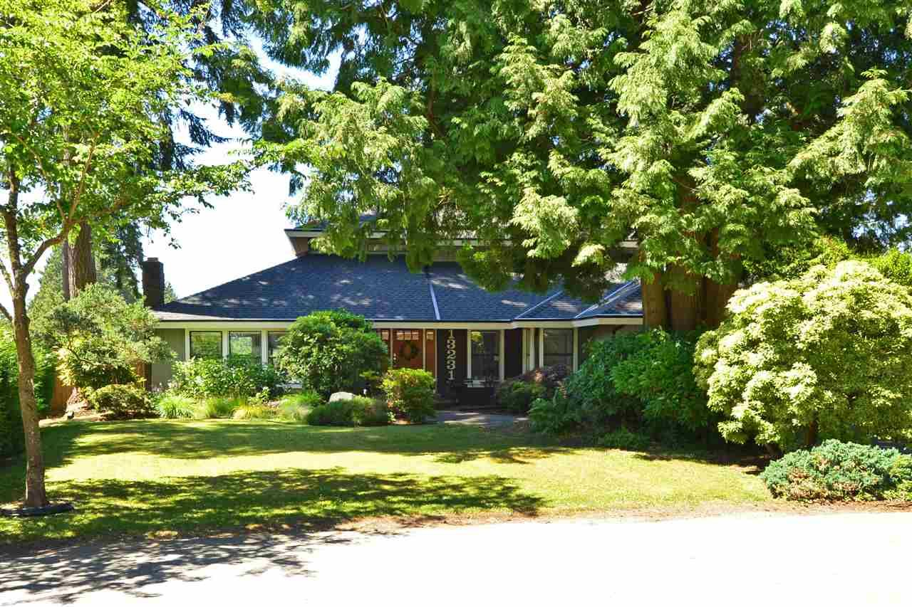 """Main Photo: 13231 AMBLE GREENE Place in Surrey: Crescent Bch Ocean Pk. House for sale in """"Amble Greene"""" (South Surrey White Rock)  : MLS®# R2185468"""