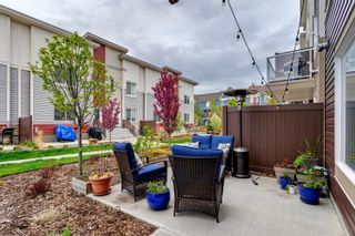 Photo 34: 32 804 WELSH Drive in Edmonton: Zone 53 Townhouse for sale : MLS®# E4246512