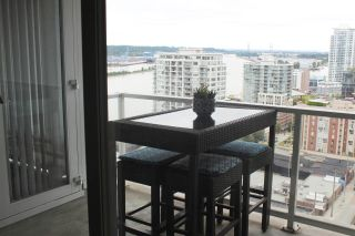 """Photo 19: 1806 39 SIXTH Street in New Westminster: Downtown NW Condo for sale in """"QUANTUM"""" : MLS®# R2408457"""