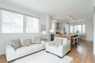 """Photo 1: 4 8438 207A Street in Langley: Willoughby Heights Townhouse for sale in """"York by Mosaic"""" : MLS®# R2360003"""