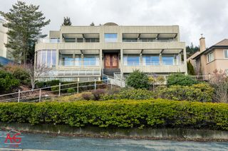 Photo 1: 1443 BRAMWELL Road in West Vancouver: Chartwell House for sale : MLS®# R2025448