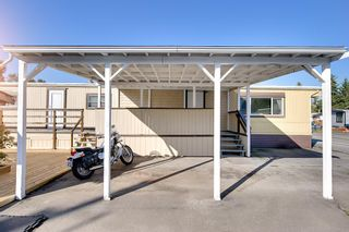 """Photo 3: 100 201 CAYER Street in Coquitlam: Maillardville Manufactured Home for sale in """"WILDWOOD PARK"""" : MLS®# R2309081"""
