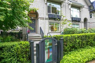 "Photo 1: 691 PREMIER Street in North Vancouver: Lynnmour Townhouse for sale in ""WEDGEWOOD BY POLYGON"" : MLS®# R2178535"