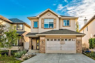 Main Photo: 198 Everstone Drive SW in Calgary: Evergreen Detached for sale : MLS®# A1150007