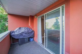 """Photo 11: 111 303 CUMBERLAND Street in New Westminster: Sapperton Townhouse for sale in """"Cumberland Court"""" : MLS®# R2606007"""